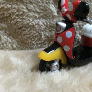 ディズニーモータースセブン&アイ特別仕様車「リボン リボンエディション」チムチム-ミニーマウス-ピコレグ