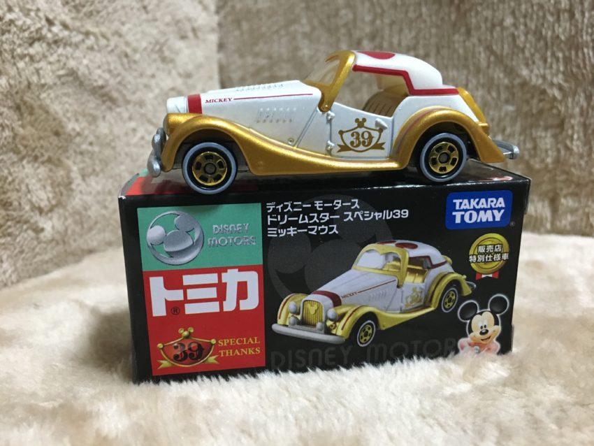 ディズニーモータース スペシャル39 ドリームスター ミッキーマウス-ピコレグ