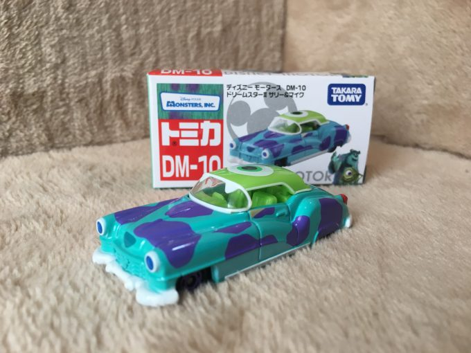ディズニーモータース DM-10 ドリームスターⅡ サリー&マイク-ピコレグ