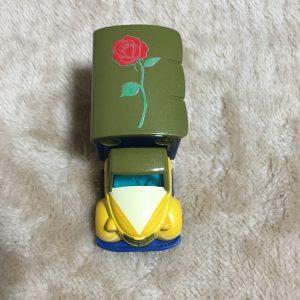 ディズニーモータース 特別仕様車 美女と野獣 グッディキャリー-ピコレグ