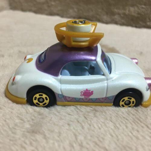 ディズニーモータース セブン&アイ特別仕様車「美女と野獣」 ポピンズ ポット夫人 -ピコレグ